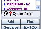 ICQ 的紅氣球