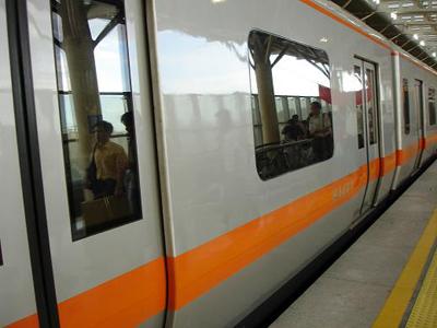 北京城鐵西直門站