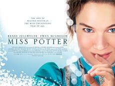 Miss Potter (Poster in UK Version)