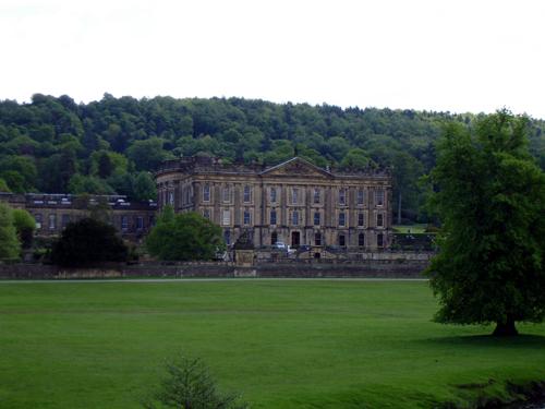 Chatsworth House,攝於二零零六年五月三十一日