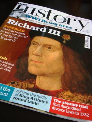 BBC History Magazine March 2009