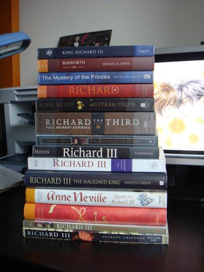 我的 Richard III